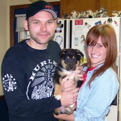 Angus, Jessica & Charles