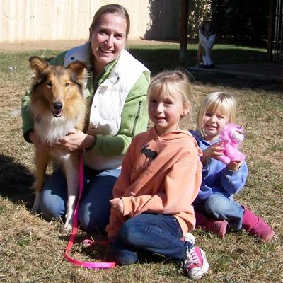 Ella & Brynes Family