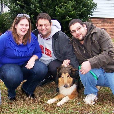 Kyle & Adams Family