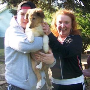 Puppy Boy & Campbell\'s