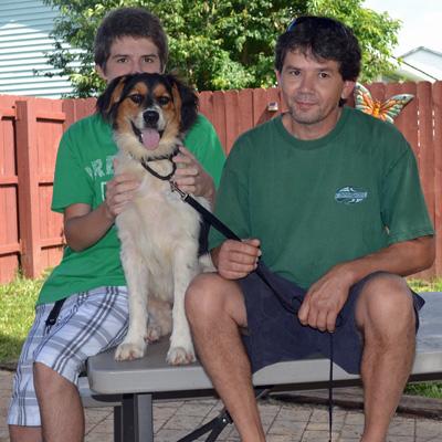Vinnie & Frevele Family