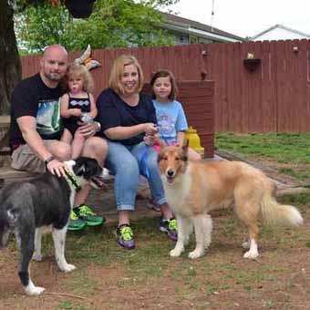 Eddie & Eudy Family
