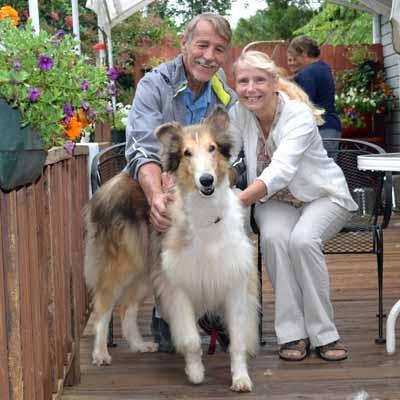 Liam, Robert & Carolyn