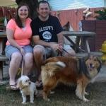 Buddy, Elizabeth & Bradley