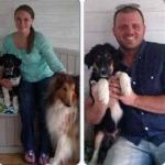 Theo, Amanda & Matt