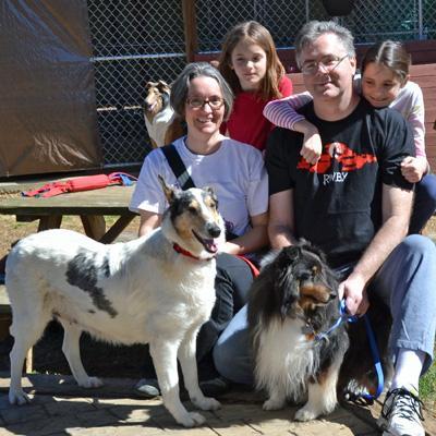 Abbie & Sligh Family