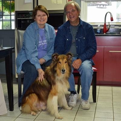 Daltrey, Eileen & Steve