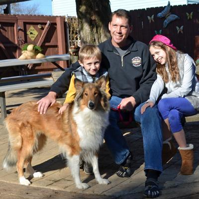 Faye & Gustis Family