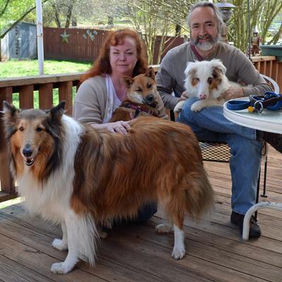 Paisley & Lovelace Family