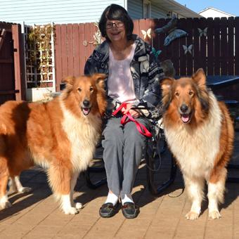 Fluffy, Ben & Stephany