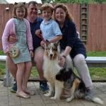 Chloe & Sanderson Family