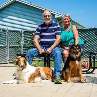 Huston-Mathews-Family