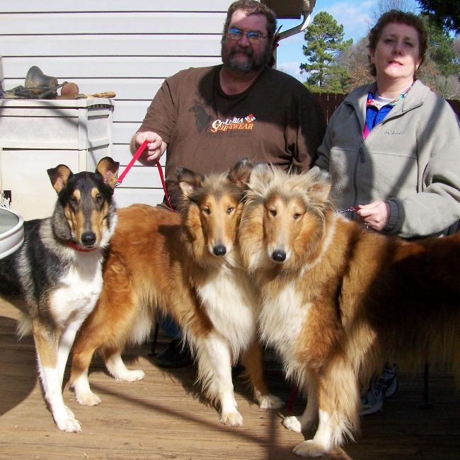 Evan, Marlie, Lizbeth & Krauss Family