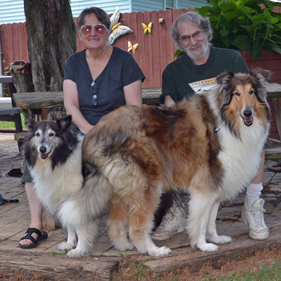 Jacomo, Lisa & Richard