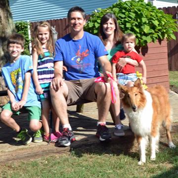 Sassy & Yates Family
